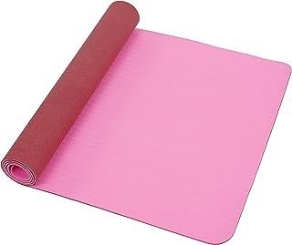 Sunny Health & Fitness Unisex's NO. 071P Yoga Mat, Roze, Medium