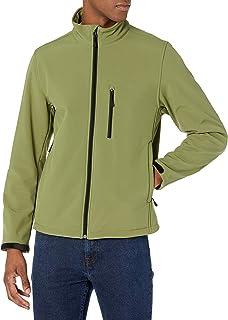 Men's Water-Resistant Softshell Jacket