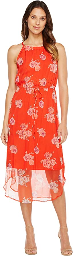 Lucky Brand Pop Floral Dress