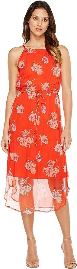 Pop Floral Dress