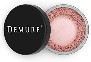 Mineral Blush Makeup (Hint of Pink), Loose Powder Makeup, Natural Makeup, Blush Makeup, Professional Makeup, Cruelty Free ...