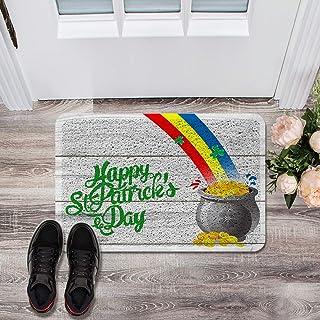 """Aomike Durable Non Slip Door Mats Outside Inside Rug- 24"""" x 36"""" for Living Room/Bathroom/Kitchen/Outdoor Doormat Waterproo..."""