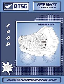 ATSG E4OD Ford Manual de reparo de transmissão (pacote de solenoide E4OD - conversor de torque E4OD - E4OD - Kit de recons...
