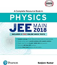 A Complete Resource Book for JEE Main 2018: Physics