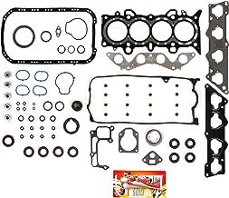 Fits 01-05 Honda Civic DX LX VTEC 1.7 SOHC D17A1 Full Gasket Set