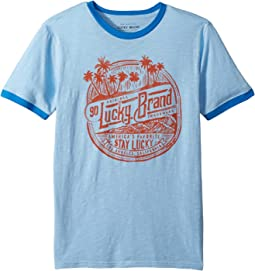 Short Sleeve Graphic Tee (Big Kids)