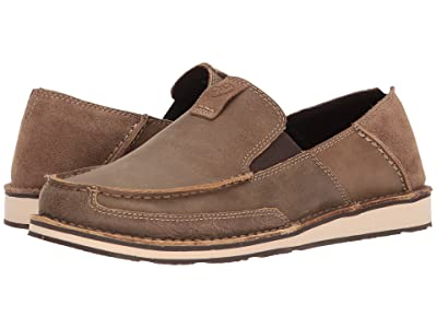 Ariat Cruiser (Brown Bomber/Relaxed Bark) Men