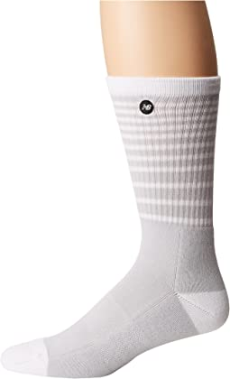 New Balance - N470 Summer Wave Fade Crew Socks