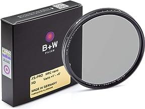 B+W Graufilter ND vario / variabel ND2-32 (72mm, MRC nano, XS-Pro, 16x vergütet, Premium)