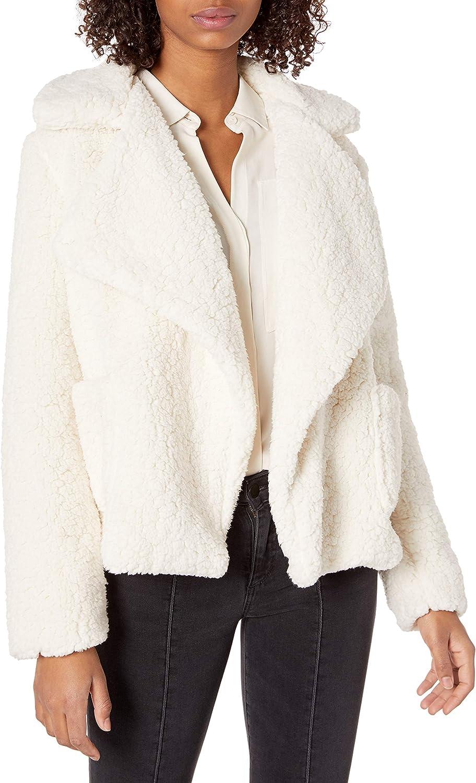 JACK Women's Soft Skills Faux Fur Wubby Jacket