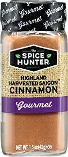 The Spice Hunter Highland Saigon Cinnamon, Ground, 1.5-Ounce Jar