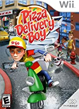 Pizza Delivery Boy - Nintendo Wii