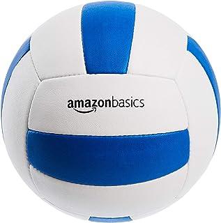 Amazon Basics - Palla da pallavolo, da competizione, misura 5