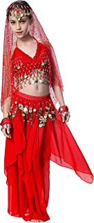 arab costume girl