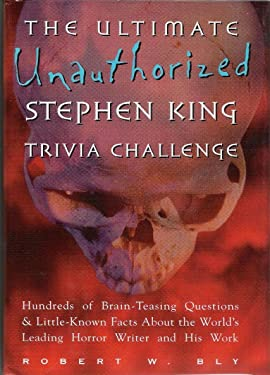 Ultimate Unauthorized Stephen King Trivia Challenge