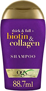 OGX Shampoo, Thick & Full+ Biotin & Collagen, 88.7 ml