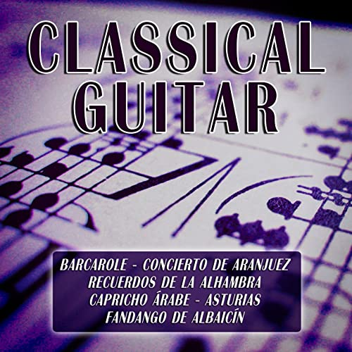 Classical Guitar de Various artists en Amazon Music - Amazon.es
