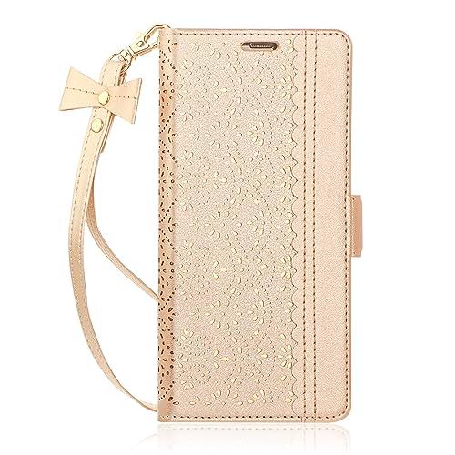 2c8c3d46c3 iphone6s plus ケース iphone6plus ケース,WWW [透かし彫りの花 デザイン] PUレザー