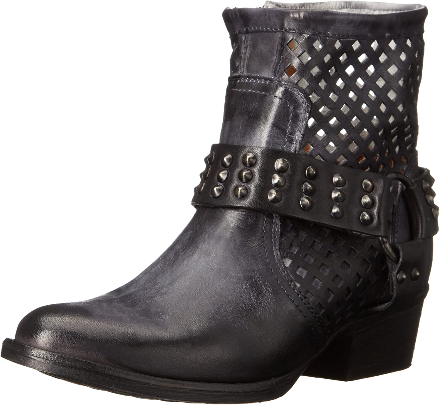 Very Volatile Womens Deluxe Ankle Bootie