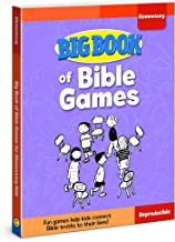 Big Book of Bible Games for Elementary Kids (Big Books)