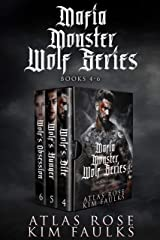 Mafia Monsters Wolf Series (Mafia Monster Collection Series Book 2) Kindle Edition