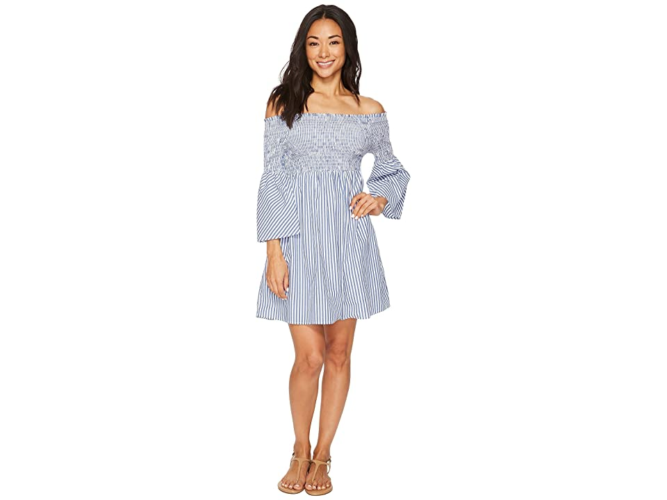 Sanctuary Bitter Sweet Poplin Dress (Boy Stripe) Women