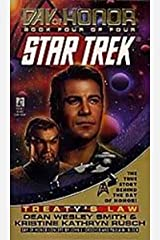 Star Trek: The Original Series: Day of Honor #4: Treaty's Law Kindle Edition