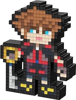 PDP Pixel Pals Kingdom Hearts Sora Collectible Lighted Figure, 878-056-NA-SORA