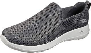 حذاء مشي رياضي جو ماكس اثليتك شبكي جيد التهوية وبدون اربطة للرجال من سكيتشرز