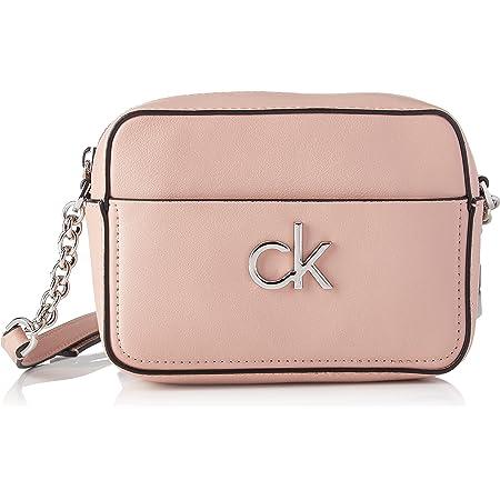Calvin Klein Damen Re-Lock Crossovers, M