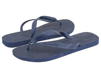 Havaianas Top Flip Flops (Navy) Men