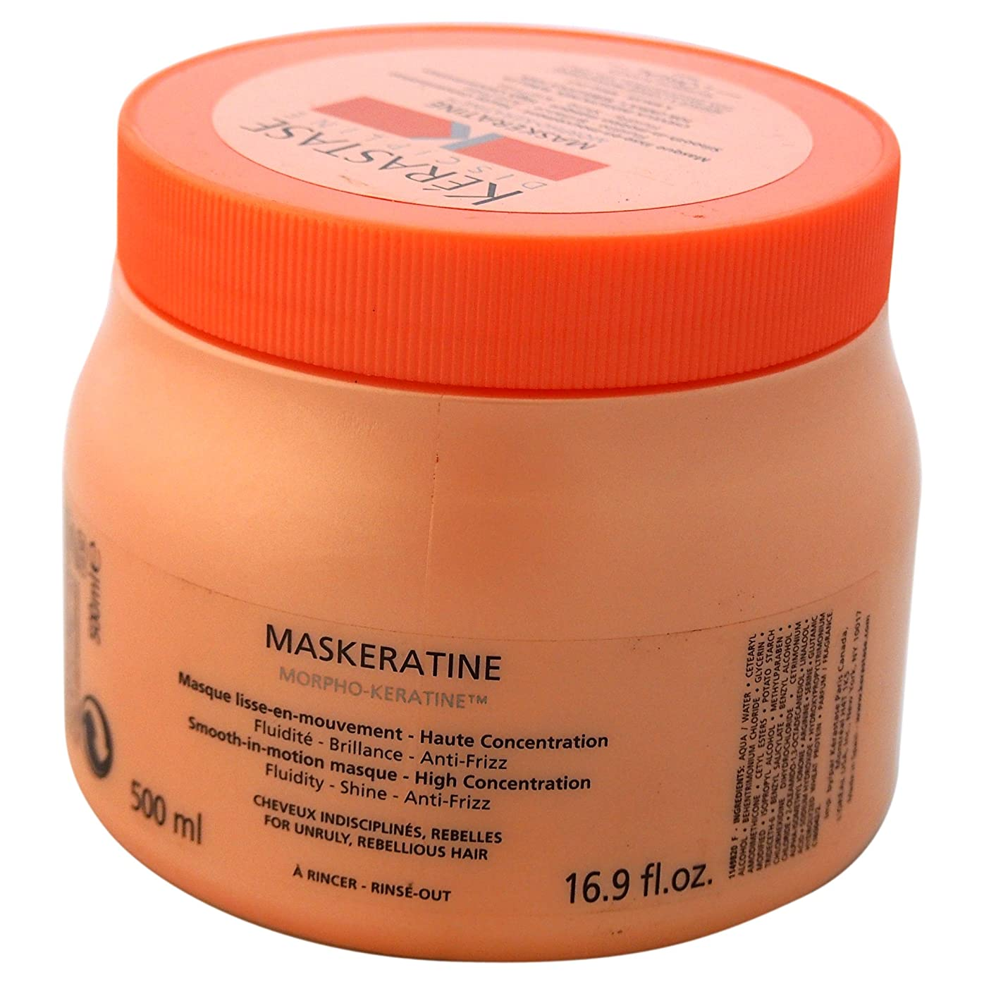 冷蔵するいらいらさせる想定ケラスターゼ(KERASTASE) ディシプリン DP マスケラチン 500ml [並行輸入品]