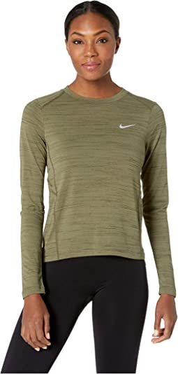 Miler Slub LX Long Sleeve Top