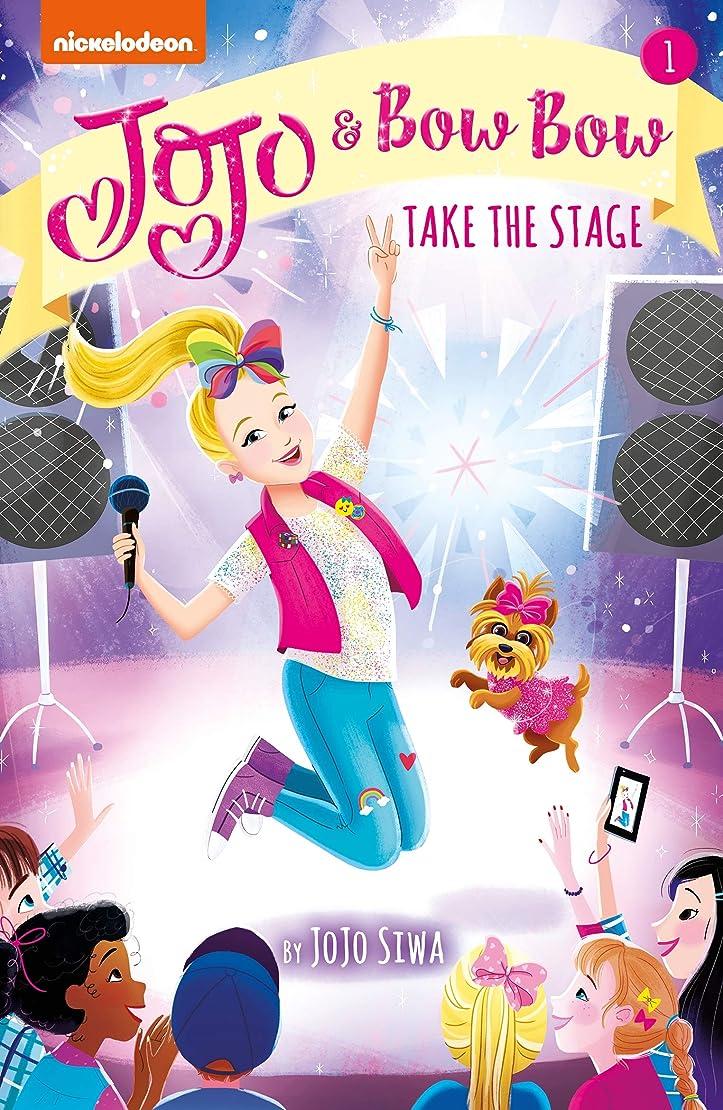風味閃光警告JoJo and BowBow Take the Stage (Adventures of JoJo and BowBow) (English Edition)