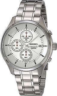 Seiko SKS535P1 Reloj Chronograph para Hombre, Gris, estandar