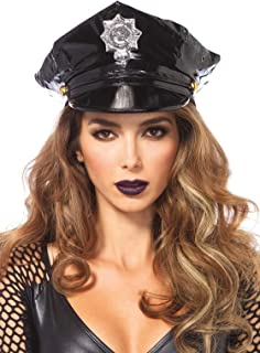 Women's Police Hat Costume Accessory