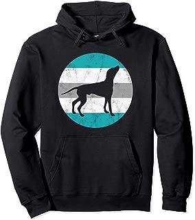 weimaraner hoodie