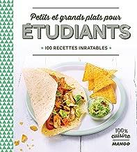 Petits et grands plats pour étudiants (100 % cuisine) (French Edition)