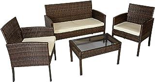 Amazon.es: Chill Out Sofas - Conjuntos de muebles de jardín ...