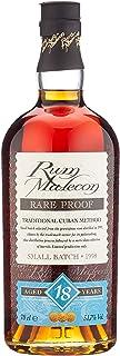 Rum Malecon Rare Proof 18 Jahre in Geschenkverpackung Dark, 1 x 0.7 l