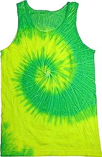 Colortone Unisex Tie Dye Tank Top