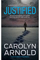 Justified: An absolutely addictive gripping mystery thriller (Detective Madison Knight Series Book 2) Kindle Edition