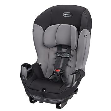 Evenflo Sonus Convertible Car Seat, Charcoal Sky: image