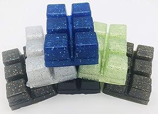 PLASTISOL Fishing Lure Making Plastic Cubes - Starter KIT 6 Pack - Over 16 oz (1 Pint) Total Resin