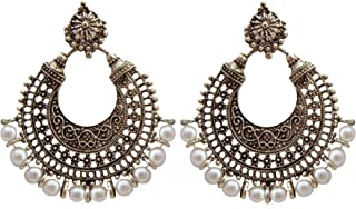 pearl earrings india