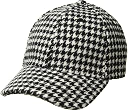 Cozy Patterned Cap