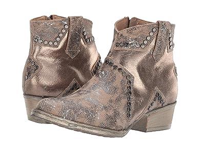 Corral Boots Q5071 (Bone) Cowboy Boots