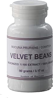Tongkatali.org's Velvet Beans Extract, 90 grams (3.17 oz)