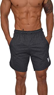 YoungLA Men's Running Shorts Athletic Gym Workout Powerlifting 104