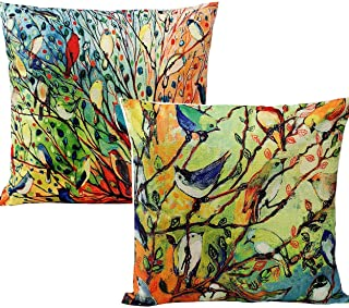 Best outdoor pillows with birds on them Reviews